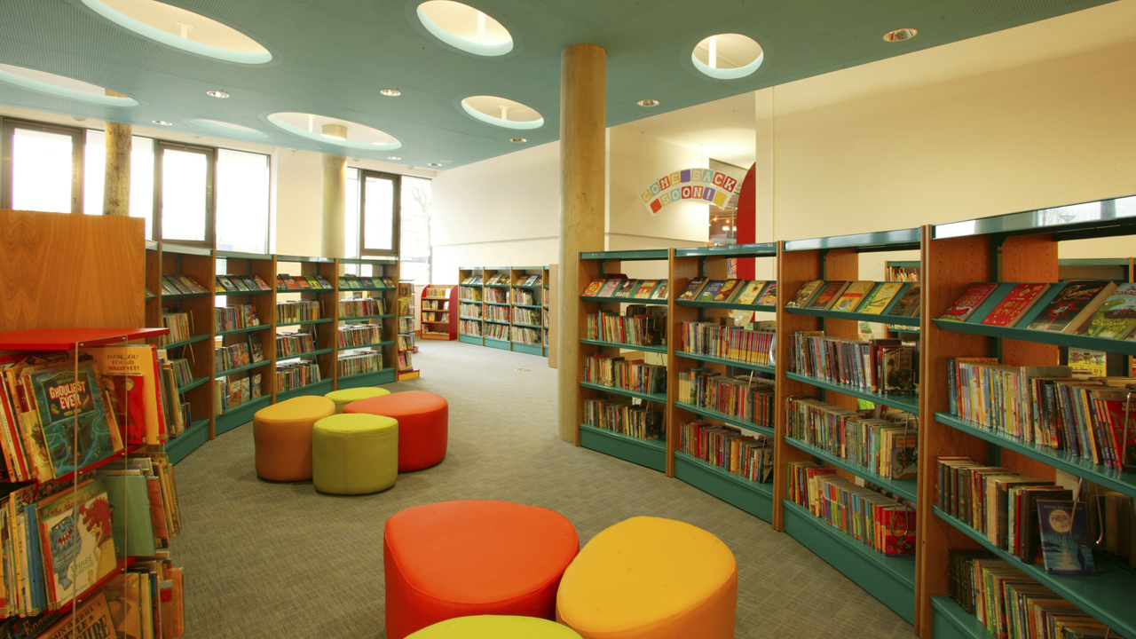 Crawley Library