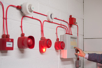 Fire Detection Installation