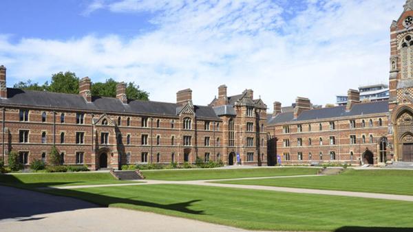 Keble College - Oxford